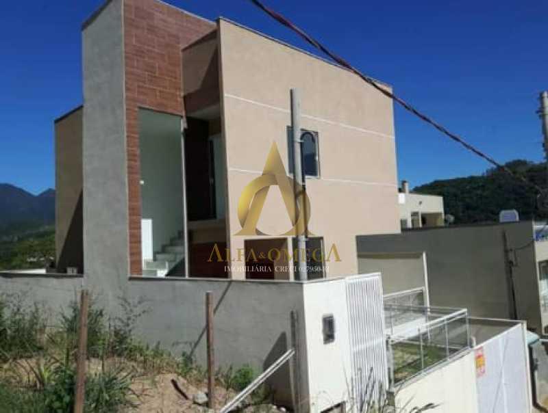 20 - Casa em Condomínio Estrada do Rio Grande,Taquara, Rio de Janeiro, RJ Para Alugar, 3 Quartos, 225m² - AOJ60023L - 28