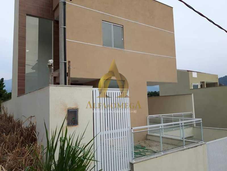 22 - Casa em Condomínio Estrada do Rio Grande,Taquara, Rio de Janeiro, RJ Para Alugar, 3 Quartos, 225m² - AOJ60023L - 29