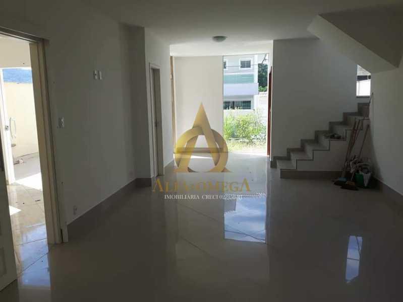 26 - Casa em Condomínio Estrada do Rio Grande,Taquara, Rio de Janeiro, RJ Para Alugar, 3 Quartos, 225m² - AOJ60023L - 16
