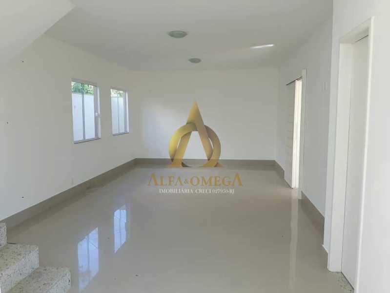 27 - Casa em Condomínio Estrada do Rio Grande,Taquara, Rio de Janeiro, RJ Para Alugar, 3 Quartos, 225m² - AOJ60023L - 17