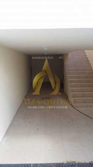 29 - Casa em Condomínio Estrada do Rio Grande,Taquara, Rio de Janeiro, RJ Para Alugar, 3 Quartos, 225m² - AOJ60023L - 25