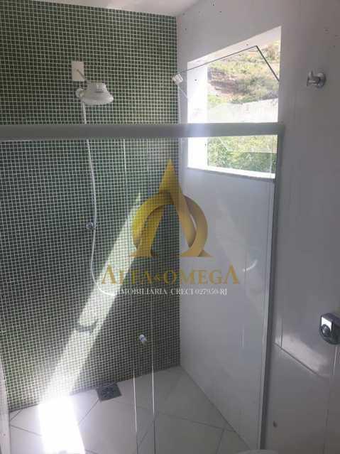 45 - Casa em Condomínio Estrada do Rio Grande,Taquara, Rio de Janeiro, RJ Para Alugar, 3 Quartos, 225m² - AOJ60023L - 14