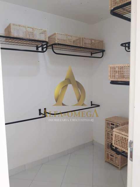 48 - Casa em Condomínio Estrada do Rio Grande,Taquara, Rio de Janeiro, RJ Para Alugar, 3 Quartos, 225m² - AOJ60023L - 21