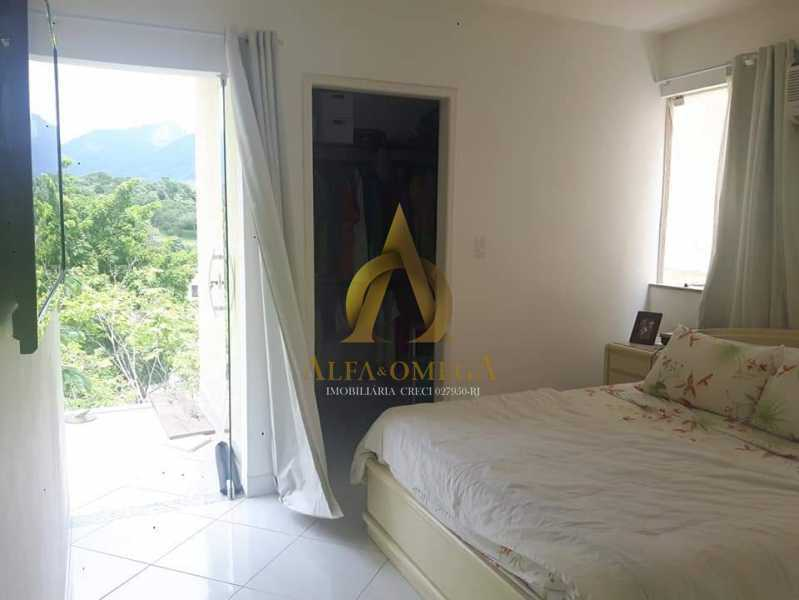 49 - Casa em Condomínio Estrada do Rio Grande,Taquara, Rio de Janeiro, RJ Para Alugar, 3 Quartos, 225m² - AOJ60023L - 9