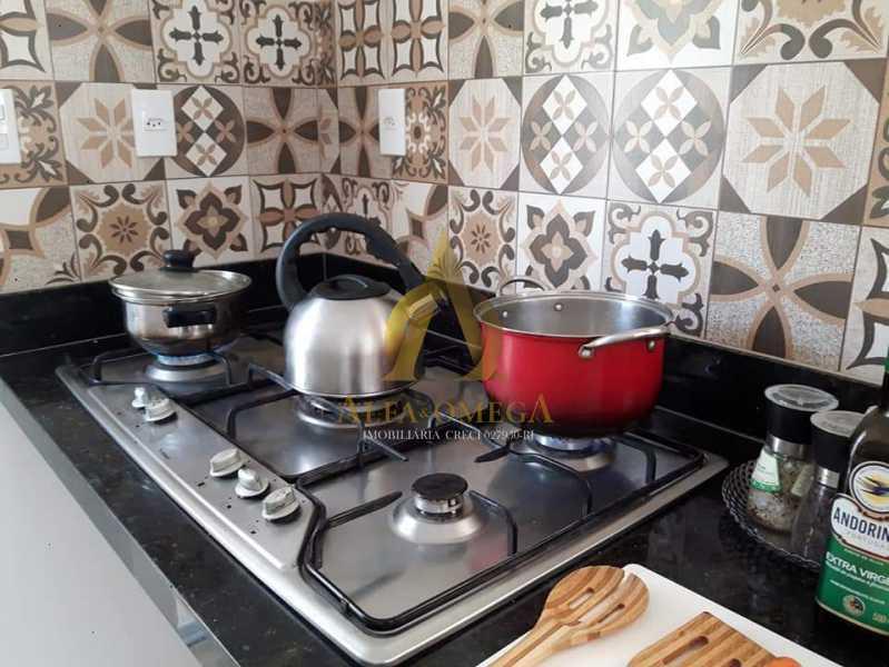 53 - Casa em Condomínio Estrada do Rio Grande,Taquara, Rio de Janeiro, RJ Para Alugar, 3 Quartos, 225m² - AOJ60023L - 24
