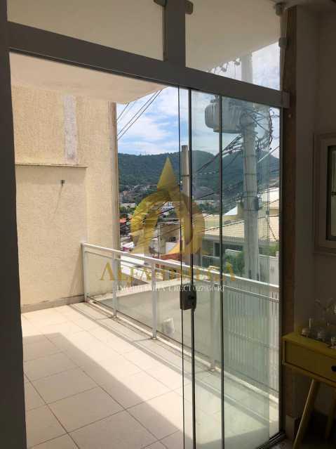59 - Casa em Condomínio Estrada do Rio Grande,Taquara, Rio de Janeiro, RJ Para Alugar, 3 Quartos, 225m² - AOJ60023L - 10