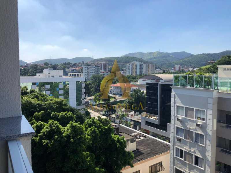 6 - Apartamento Avenida Geremário Dantas,Pechincha, Rio de Janeiro, RJ À Venda, 2 Quartos, 50m² - AOJ20132 - 17