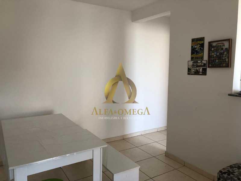 7 - Apartamento Avenida Geremário Dantas,Pechincha, Rio de Janeiro, RJ À Venda, 2 Quartos, 50m² - AOJ20132 - 6