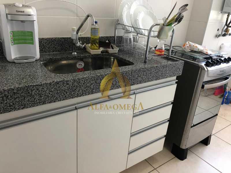 9 - Apartamento Avenida Geremário Dantas,Pechincha, Rio de Janeiro, RJ À Venda, 2 Quartos, 50m² - AOJ20132 - 16
