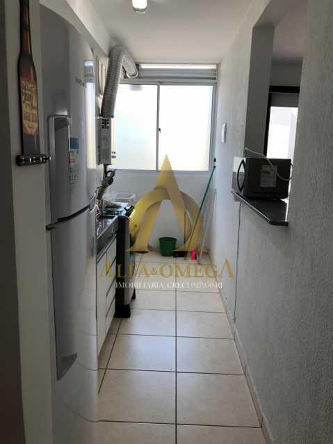 14 - Apartamento Avenida Geremário Dantas,Pechincha, Rio de Janeiro, RJ À Venda, 2 Quartos, 50m² - AOJ20132 - 15