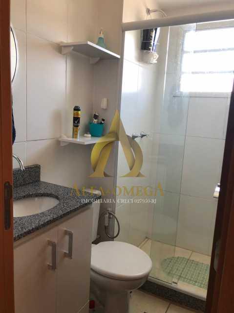 15 - Apartamento Avenida Geremário Dantas,Pechincha, Rio de Janeiro, RJ À Venda, 2 Quartos, 50m² - AOJ20132 - 12