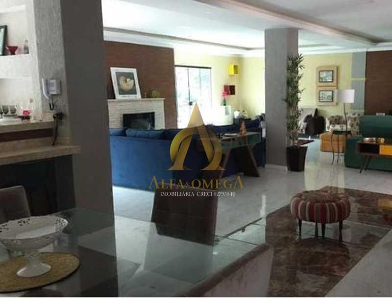 1 - Casa em Condomínio Rua Adalgisa Neri,Taquara, Rio de Janeiro, RJ À Venda, 4 Quartos, 500m² - AOJ60054 - 4