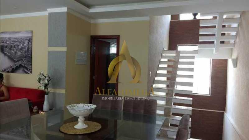 2 - Casa em Condomínio Rua Adalgisa Neri,Taquara, Rio de Janeiro, RJ À Venda, 4 Quartos, 500m² - AOJ60054 - 11