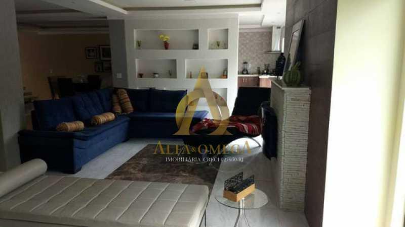 3 - Casa em Condomínio Rua Adalgisa Neri,Taquara, Rio de Janeiro, RJ À Venda, 4 Quartos, 500m² - AOJ60054 - 10
