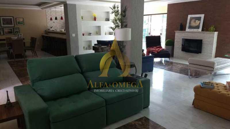 4 - Casa em Condomínio Rua Adalgisa Neri,Taquara, Rio de Janeiro, RJ À Venda, 4 Quartos, 500m² - AOJ60054 - 5