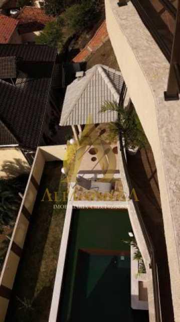 6 - Casa em Condomínio Rua Adalgisa Neri,Taquara, Rio de Janeiro, RJ À Venda, 4 Quartos, 500m² - AOJ60054 - 13