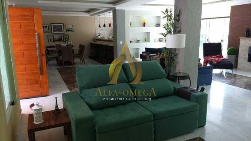 7 - Casa em Condomínio Rua Adalgisa Neri,Taquara, Rio de Janeiro, RJ À Venda, 4 Quartos, 500m² - AOJ60054 - 7