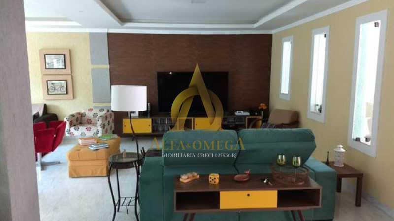 8 - Casa em Condomínio Rua Adalgisa Neri,Taquara, Rio de Janeiro, RJ À Venda, 4 Quartos, 500m² - AOJ60054 - 6