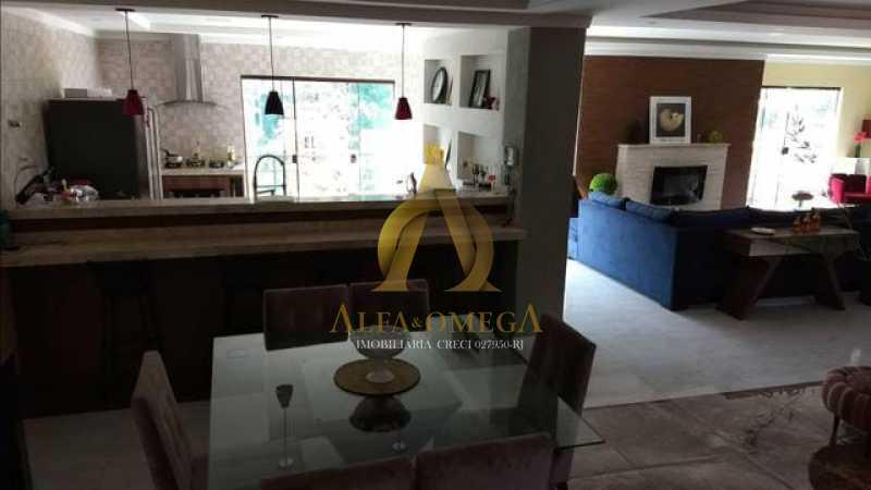 9 - Casa em Condomínio Rua Adalgisa Neri,Taquara, Rio de Janeiro, RJ À Venda, 4 Quartos, 500m² - AOJ60054 - 9