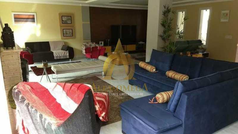 10 - Casa em Condomínio Rua Adalgisa Neri,Taquara, Rio de Janeiro, RJ À Venda, 4 Quartos, 500m² - AOJ60054 - 3