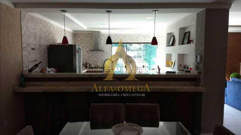 11 - Casa em Condomínio Rua Adalgisa Neri,Taquara, Rio de Janeiro, RJ À Venda, 4 Quartos, 500m² - AOJ60054 - 12