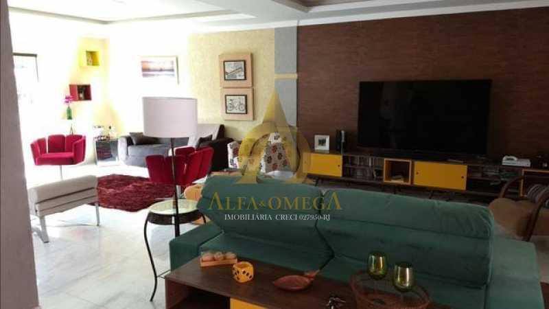 12 - Casa em Condomínio Rua Adalgisa Neri,Taquara, Rio de Janeiro, RJ À Venda, 4 Quartos, 500m² - AOJ60054 - 8