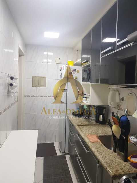 1 - Apartamento Estrada Pau-Ferro,Pechincha, Rio de Janeiro, RJ À Venda, 3 Quartos, 78m² - AOJ30031 - 17