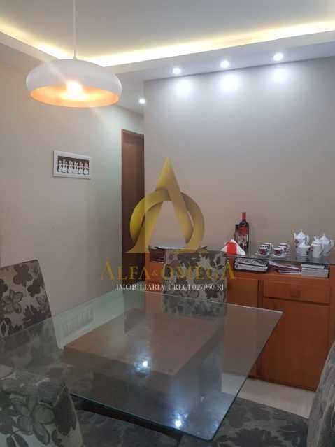 9 - Apartamento Estrada Pau-Ferro,Pechincha, Rio de Janeiro, RJ À Venda, 3 Quartos, 78m² - AOJ30031 - 6