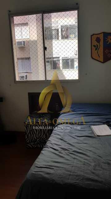 12 - Apartamento Estrada Pau-Ferro,Pechincha, Rio de Janeiro, RJ À Venda, 3 Quartos, 78m² - AOJ30031 - 8