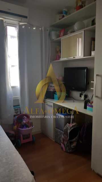 15 - Apartamento Estrada Pau-Ferro,Pechincha, Rio de Janeiro, RJ À Venda, 3 Quartos, 78m² - AOJ30031 - 11