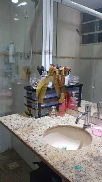 19 - Apartamento Estrada Pau-Ferro,Pechincha, Rio de Janeiro, RJ À Venda, 3 Quartos, 78m² - AOJ30031 - 15