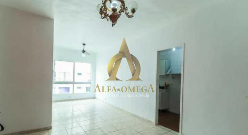 2 - Apartamento Estrada Pau-Ferro,Pechincha, Rio de Janeiro, RJ Para Alugar, 2 Quartos, 65m² - AOJ20042L - 3
