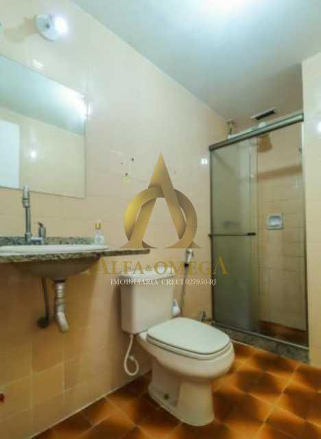 3 - Apartamento Estrada Pau-Ferro,Pechincha, Rio de Janeiro, RJ Para Alugar, 2 Quartos, 65m² - AOJ20042L - 6