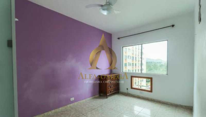 6 - Apartamento Estrada Pau-Ferro,Pechincha, Rio de Janeiro, RJ Para Alugar, 2 Quartos, 65m² - AOJ20042L - 5