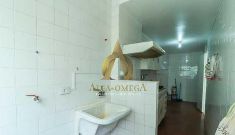 7 - Apartamento Estrada Pau-Ferro,Pechincha, Rio de Janeiro, RJ Para Alugar, 2 Quartos, 65m² - AOJ20042L - 8