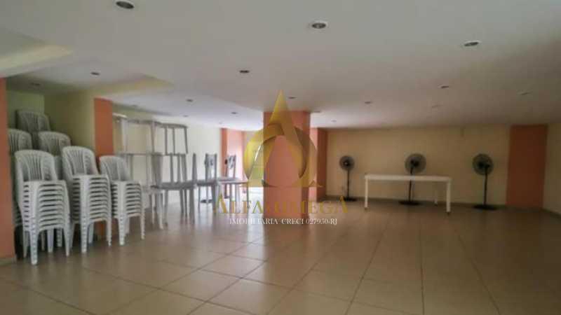 10 - Apartamento Estrada Pau-Ferro,Pechincha, Rio de Janeiro, RJ Para Alugar, 2 Quartos, 65m² - AOJ20042L - 11