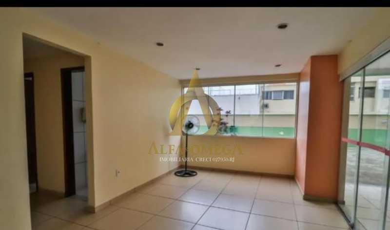 11 - Apartamento Estrada Pau-Ferro,Pechincha, Rio de Janeiro, RJ Para Alugar, 2 Quartos, 65m² - AOJ20042L - 12