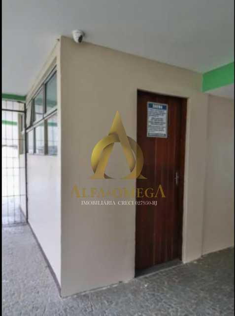 12 - Apartamento Estrada Pau-Ferro,Pechincha, Rio de Janeiro, RJ Para Alugar, 2 Quartos, 65m² - AOJ20042L - 13