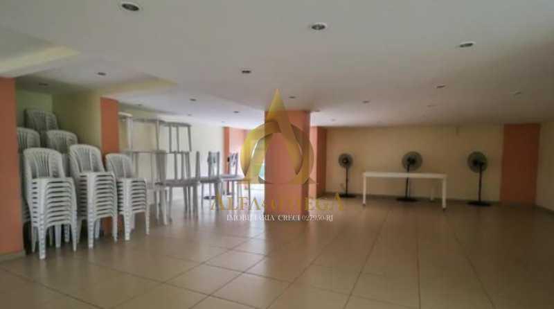 13 - Apartamento Estrada Pau-Ferro,Pechincha, Rio de Janeiro, RJ Para Alugar, 2 Quartos, 65m² - AOJ20042L - 14