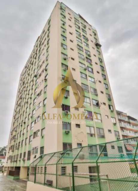 15 - Apartamento Estrada Pau-Ferro,Pechincha, Rio de Janeiro, RJ Para Alugar, 2 Quartos, 65m² - AOJ20042L - 16