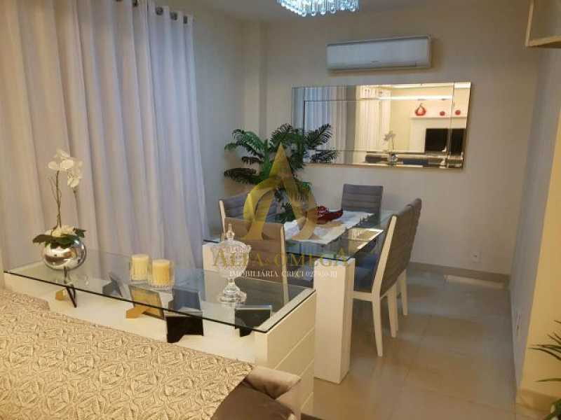 1 - Cobertura Rua Caniu,Pechincha, Rio de Janeiro, RJ À Venda, 3 Quartos, 165m² - AOJ50026 - 5
