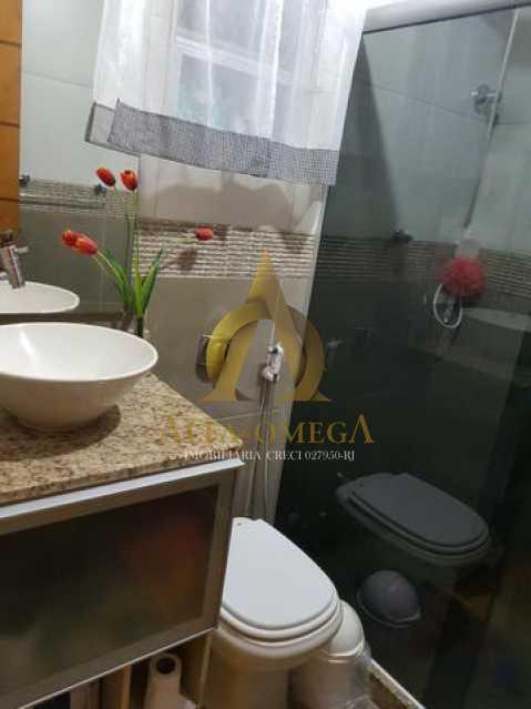 6 - Cobertura Rua Caniu,Pechincha, Rio de Janeiro, RJ À Venda, 3 Quartos, 165m² - AOJ50026 - 13