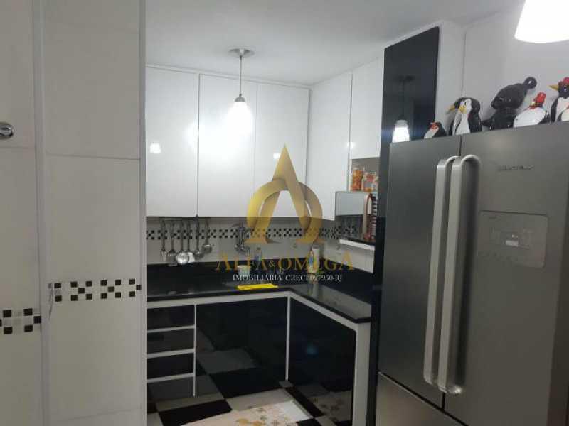 7 - Cobertura Rua Caniu,Pechincha, Rio de Janeiro, RJ À Venda, 3 Quartos, 165m² - AOJ50026 - 14