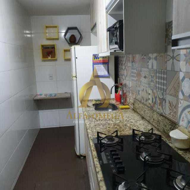 1 - Apartamento Estrada da Boiuna,Taquara, Rio de Janeiro, RJ À Venda, 2 Quartos, 49m² - AOJ20137 - 10