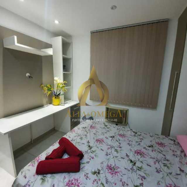 3 - Apartamento Estrada da Boiuna,Taquara, Rio de Janeiro, RJ À Venda, 2 Quartos, 49m² - AOJ20137 - 6
