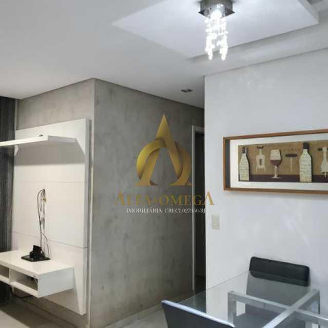 4 - Apartamento Estrada da Boiuna,Taquara, Rio de Janeiro, RJ À Venda, 2 Quartos, 49m² - AOJ20137 - 3