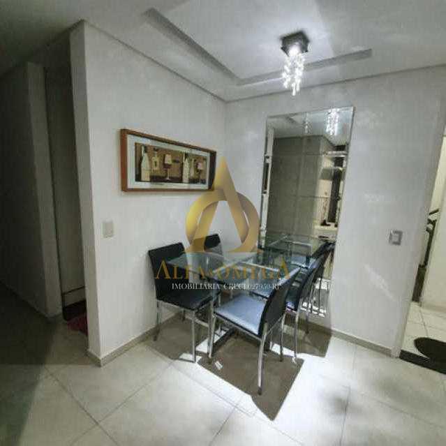 8 - Apartamento Estrada da Boiuna,Taquara, Rio de Janeiro, RJ À Venda, 2 Quartos, 49m² - AOJ20137 - 4