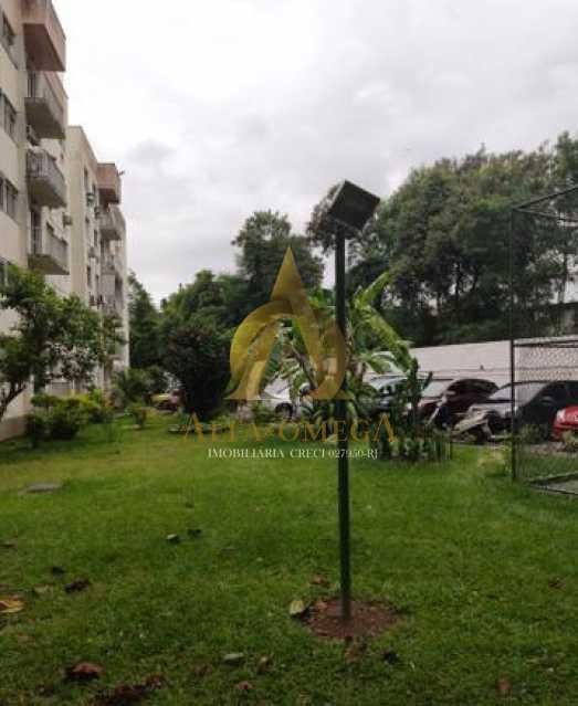 2 - Apartamento à venda Rua Godofredo Viana,Taquara, Rio de Janeiro - R$ 247.000 - AOJ20140 - 18
