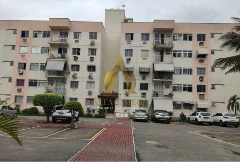 5 - Apartamento à venda Rua Godofredo Viana,Taquara, Rio de Janeiro - R$ 247.000 - AOJ20140 - 17