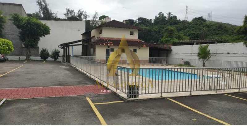 6 - Apartamento à venda Rua Godofredo Viana,Taquara, Rio de Janeiro - R$ 247.000 - AOJ20140 - 14